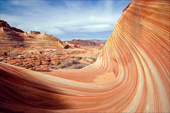 20070218   The Wave, Coyote Buttes North, Paria Canyon-Vermillion Cliffs Wilderness, Arizona  108 photo by Gary Koutsoubis