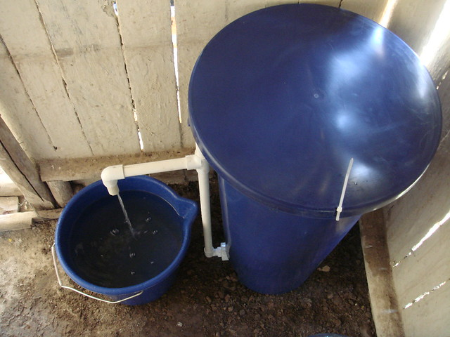 Here are some links to other sites on BioSand and slow sand filters: General information on Slow sand filters Harvesting rainwater and BioSand filters