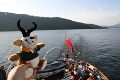 Lake Windermere boat cruise (by Link to Dave Reinhardt photos)