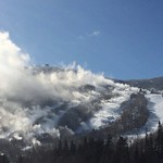 Snowmaking continues with a refresh on Front5 2-14-16