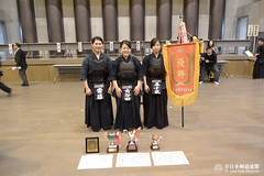 The 19th All Japan Women's Corporations and Companies KENDO Tournament & All Japan Senior KENDO Tournament_054