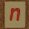 SPELL MASTER letter n