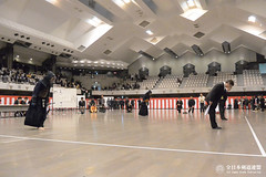 The 19th All Japan Women's Corporations and Companies KENDO Tournament & All Japan Senior KENDO Tournament_041