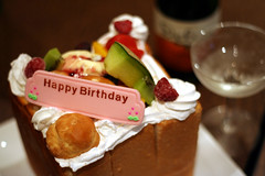 Today is not my birthday ;-p
