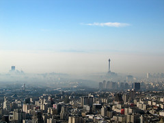 The Day After ... Tehran From Tehran Heights photo by iRAN Project