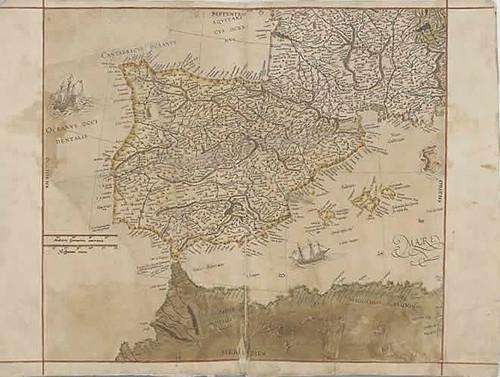 Mapa de Espa�a