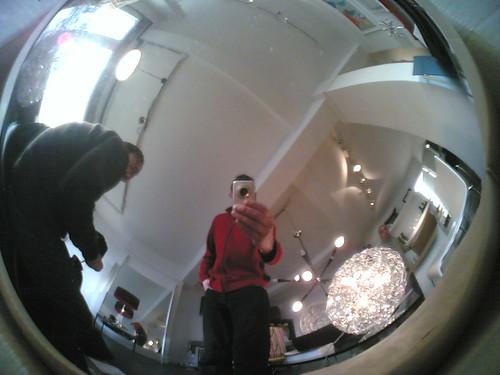 Silver Globe Blend Design Store