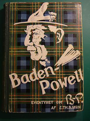Forsiden p� Eventyret om B-P af E. Th. Bj�rn