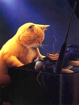 Jazz Cat 1