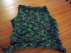 Oh how I love bulky yarn
