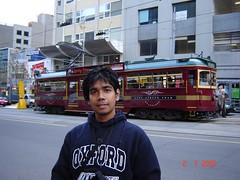 Circle Line Tram, Melbourne, Australia