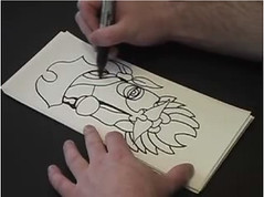 Pirate Drawing photo by sammo371