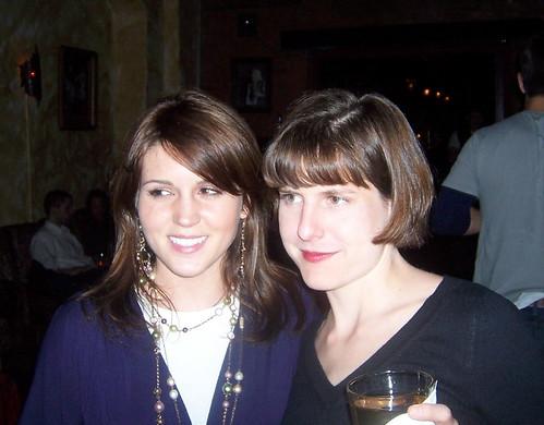 Jill and Amanda