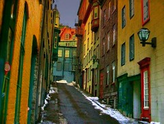 colours of quebec photo by Whiny Dancer