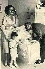 King Ahmed Fouad II family