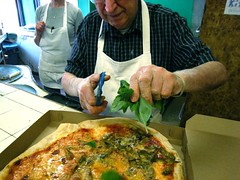 Di Fara Reopens (by Slice)