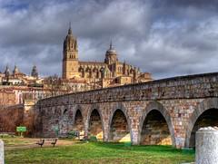 Salamanca iluminada photo by Cuenka