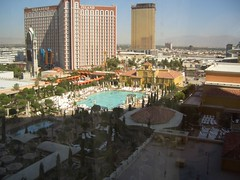The Venetian - view from my window