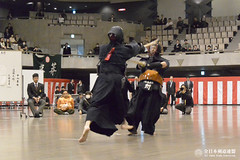 The 19th All Japan Women's Corporations and Companies KENDO Tournament & All Japan Senior KENDO Tournament_037