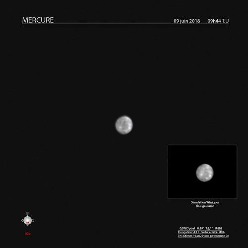 Mercure phase:98%