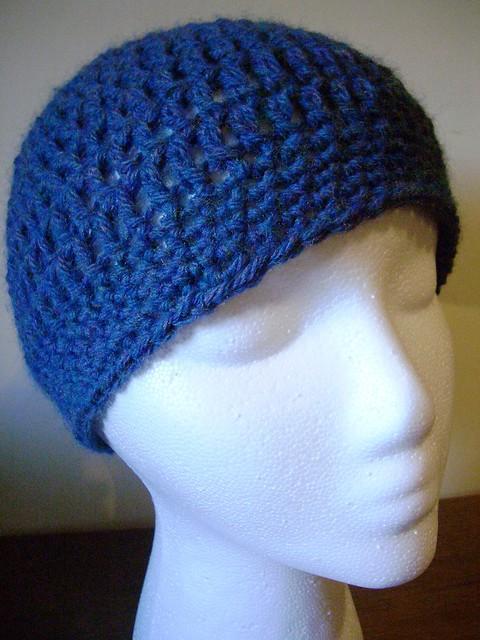 Free Crochet Pattern: Slouchy Beanie