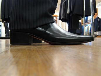 Hommesdinfluence club article pantalon et jeans la longueur id ale apparence - Faire un ourlet de pantalon ...