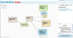 bubbl.us mind mapping