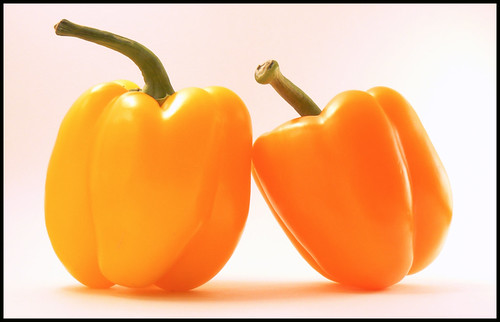 Bell Peppers Two (by Slowtypist)