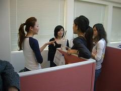 chatting women (by WorkingMan)