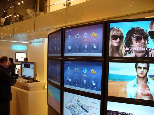 CeBIT 2007 - Samsung