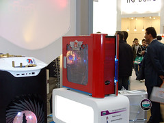 CeBIT 2007 - Cooler Master