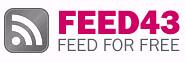 Feed43 logo