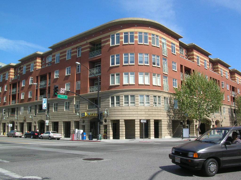 Old building in Downtown San José