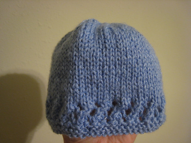 Knit Hat Patterns Straight Needles : KNITTED CAP PATTERNS   Free Patterns