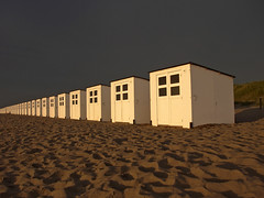 Texel; cabins photo by opdrie