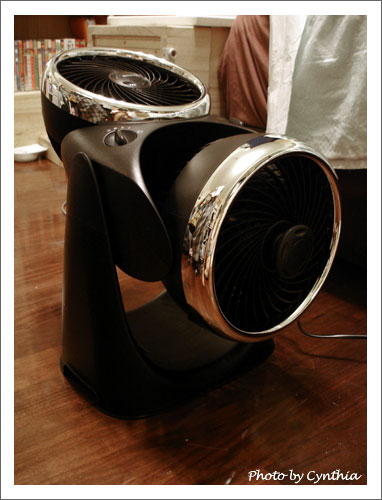 Honeywell循環扇