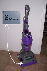 A vacuum just for pets. Who knew? (Day 045)