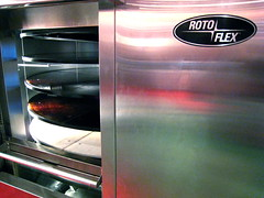 Roto-Flex Pizza Oven (by Slice)