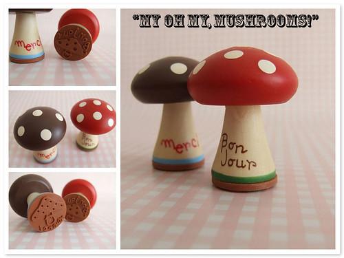Decole - Mushrooms