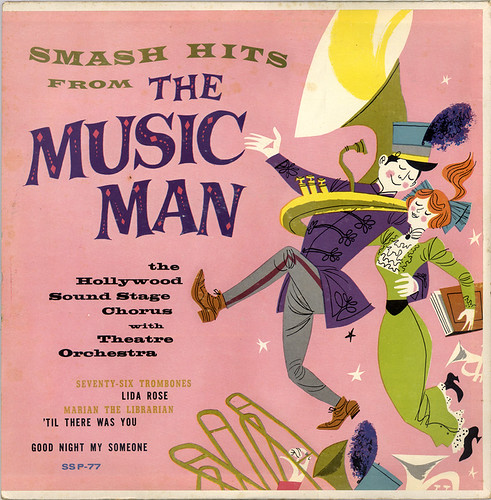 The Music Man LP