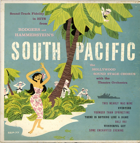South Pacific LP
