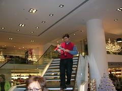 Inês foi às compras...