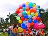 Balloons at the Luneta Park 3