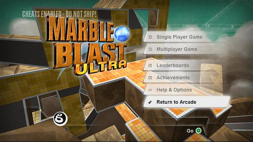 Official Marble Blast Ultra thread | NeoGAF