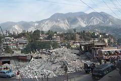 Muzzafarabad disaster relief