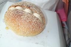 mocha bun
