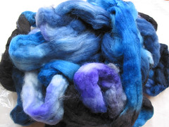 Paradise Fibers superwash merino