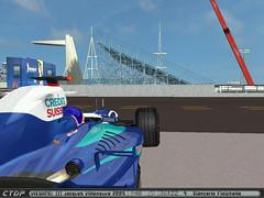 Sauber, el coche más bonito de la temporada...