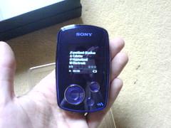 logiciel sony nw-a1000