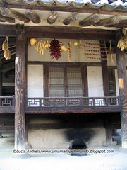 Ondol tradicional